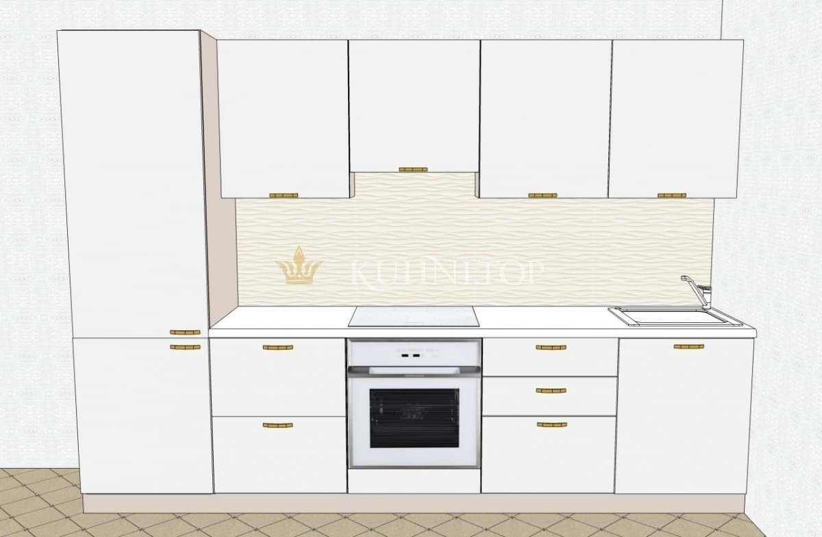 Пластик Cleaf OLD KING LN01 Nadir + ROVERE PROVENZA LM12 TRANCHE'